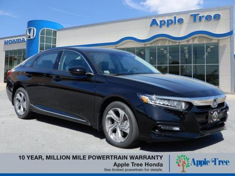 New 2018 Honda Accord EX-L w/Navi
