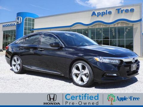 New 2018 Honda Accord Touring
