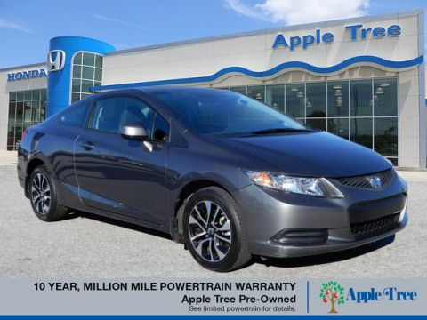 Pre-Owned 2013 Honda Civic EX