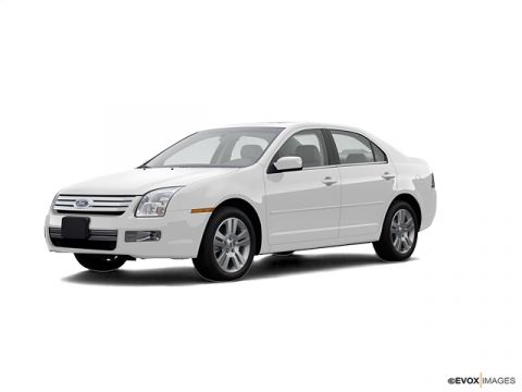 Pre-Owned 2007 Ford Fusion SEL