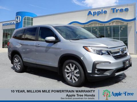 New 2019 Honda Pilot EX-L w/Navi and RES