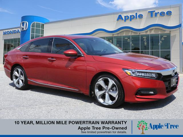 Certified Pre-Owned 2018 Honda Accord Touring