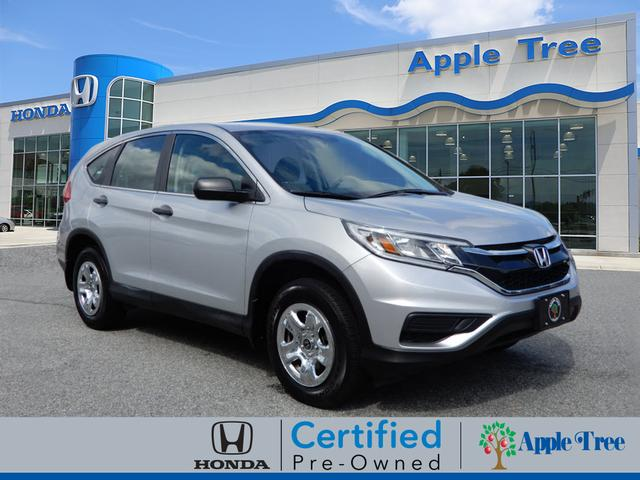 Marvelous Certified Pre Owned 2015 Honda CR V LX