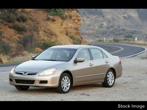 Pre-Owned 2006 Honda Accord EX 2.4