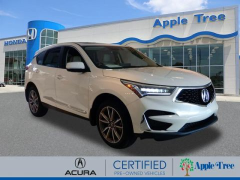 Certified Pre-Owned 2020 Acura RDX SH-AWD w/Tech